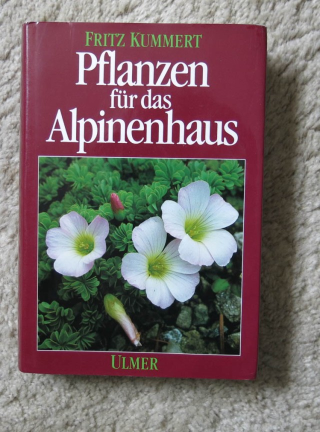 plants for the alpine house