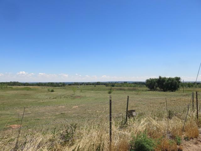 looking southeast toward Denver