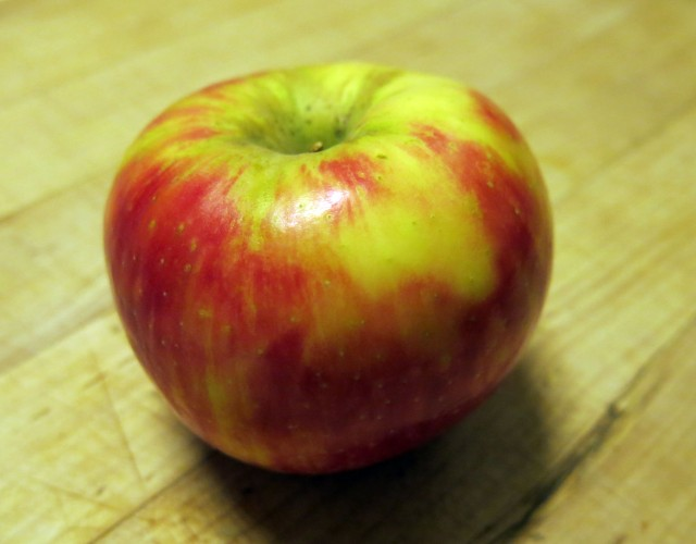 napple. honeycrisp.